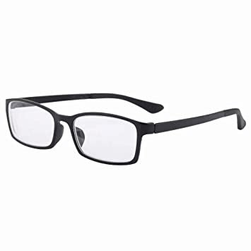 32d0370603 Image Unavailable. Image not available for. Color  Distance Glasses Black  Frame Shortsighted Myopia ...