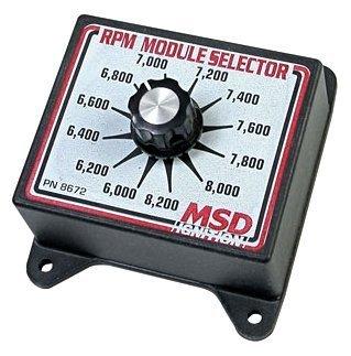 MSD 8672 RPM Module Selector ()