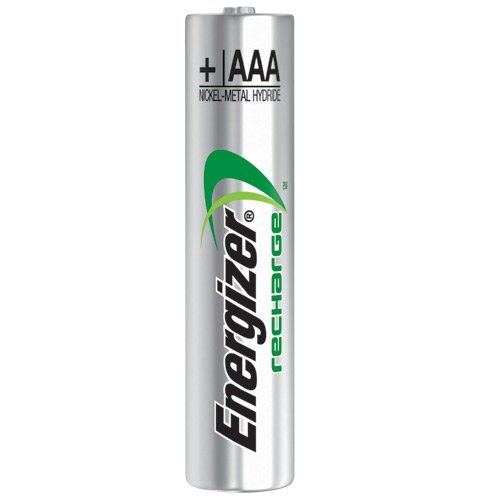 Energizer Products-Energizer-e NiMH Rechargeable Batteries, AAA, 4 Batteries/Pack by Energizer (Image #1)