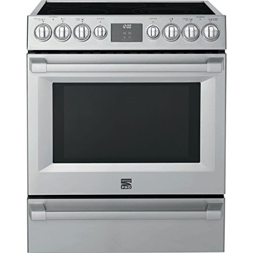Kenmore PRO 92583 5.1 cu. ft. Self Clean Electric Range in Stainless Steel, includes delivery and hookup (Available in select cities (Self Clean Electric Range)
