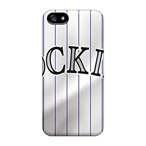 New Arrival Cover Case With Nice Design For Iphone 5/5s- Colorado Rockies