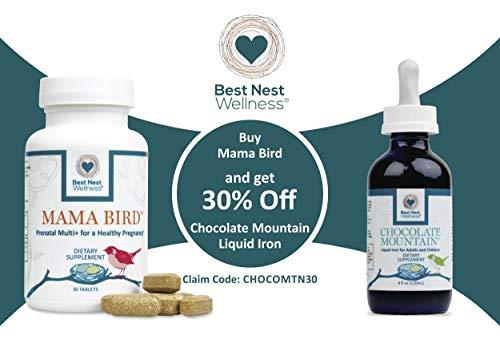 Best Nest Chocolate For & Children, 15 mg per Serving, 4 Nest Wellness