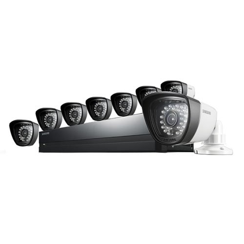 samsung 16 ch dvr and camera - 8