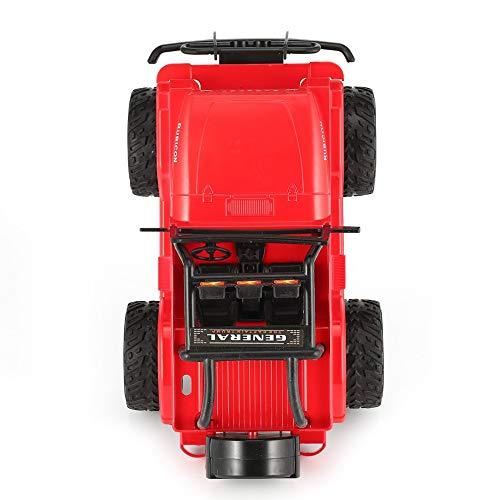 leenBonnie MoFun-6062-1//18 2WD Telecomando a Raggi infrarossi ad Alta velocit/à Convertibile rc Auto Veicolo Fuoristrada Buggy RTR Giocattoli per i Bambini Regalo
