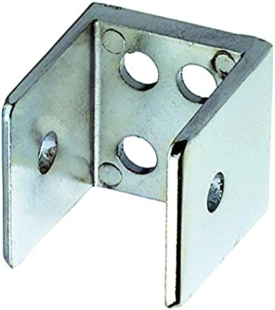 Amazon Com Harris Hardware Harris Tp1916 Chrome Plated Bracket For Toilet Partition Home Improvement