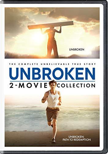 DVD : Unbroken: 2-Movie Collection