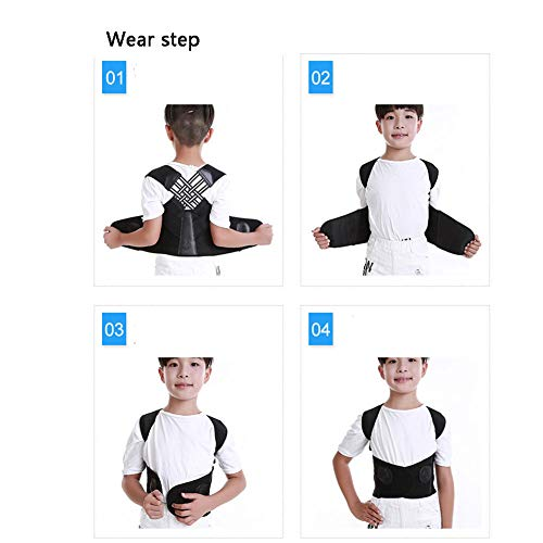 MLX Anti-Humpback Correction Belt, Invisible Treatment of The Spine for Boys and Girls, Correction of Back Artifacts, Hunchback Correction Clothing (Size : XXL) by MLXBBJ (Image #6)