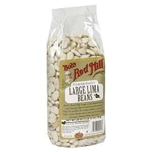 Large Lima Beans 28 Ounces (Case of 4)