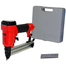 18/19 Guage Air Brad Nailer With Protective Case ( 20018 )