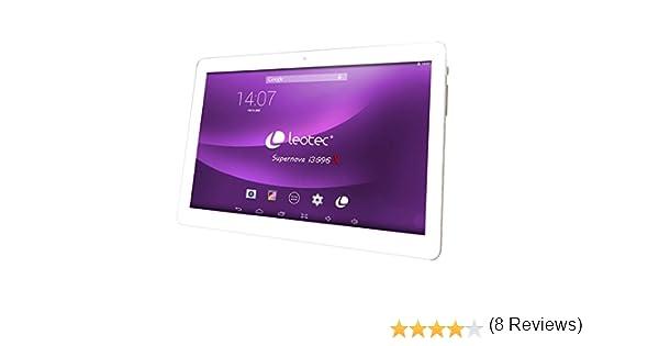 Leotec Supernova i3G96X Blanca Tablet de 9.6