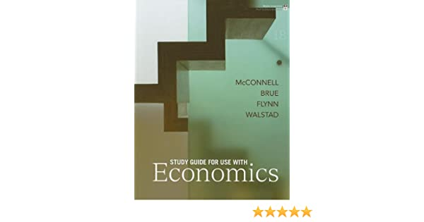 Study Guide For Use With Economics 18th Edition