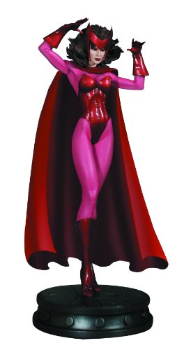 Bowen Designs Scarlet Witch Painted Statue