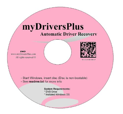 Drivers Recovery Restore for HP Compaq PCs-6820s PCs-6910p PCs-8510p PCs-8510w PCs-8710p PCs-8710w CD/DVD Resources Utilities Software ()