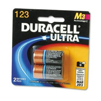 Duracell 123 - 8
