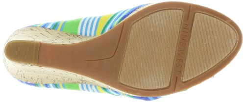 Wedge Multi West Sandal Women's Chillpill Nine Green xptTqYwYF