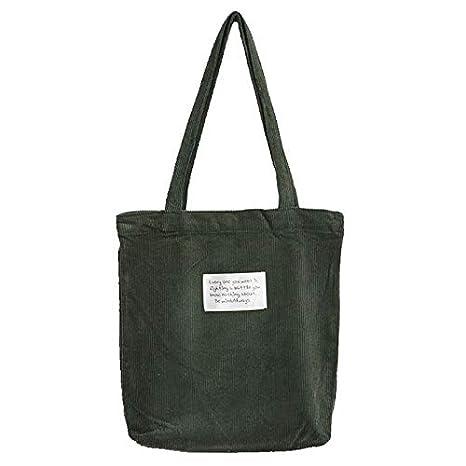 08031f6c Amazon.com: Shoulder Bags - Women Corduroy Handbag Shoulder ...