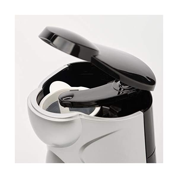 41NzLvo8IkL DOMETIC PerfectCoffee MC 01, Reise-Kaffeemaschine, 12 V, 170 W, für Auto, LKW oder Boot, schwarz/silber