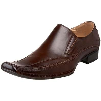 Steve Madden Men's Bigg Slip-On Brown 7 M US