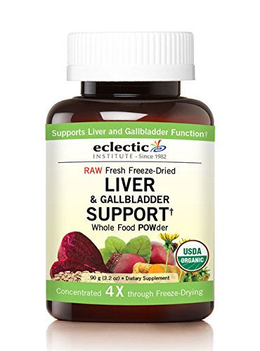 Liver And Gall Bladder - Eclectic Liver and Gall Bladder Supplement Fdp, Green, 90 Gram