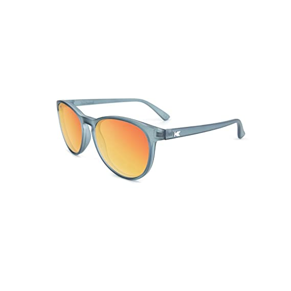 Gafas de sol Knockaround Frosted Grey / Red Sunset Mai Tais ...