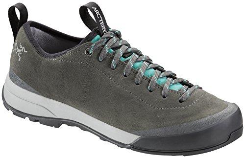 Arc'teryx Acrux SL Leather Approach Shoe - Women's Titan/Bora Bora, US 9.0/UK 7.5