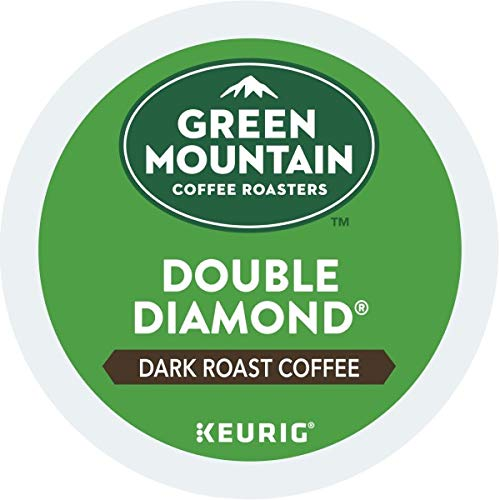 Green Mountain Double Black Diamond CoffeeK-Cup Portion Pack for Keurig Brewers 96-Count by Green Mountain Coffee Roasters