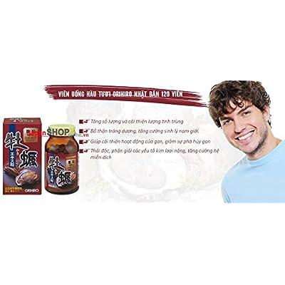 01 Boxes ( 120 capsules in 1 box) Viên uống tinh chất hàu Orihiro Nhật Bản, Giúp tăng testosterone nội sinh một cách tự nhiên, tăng cường chức năng sinh lý nam - 4036548 , B07CL22KMZ , 454_B07CL22KMZ , 87 , 01-Boxes-120-capsules-in-1-box-Vien-uong-tinh-chat-hau-Orihiro-Nhat-Ban-Giup-tang-testosterone-noi-sinh-mot-cach-tu-nhien-tang-cuong-chuc-nang-sinh-ly-nam-454_B07CL22KMZ , usexpress.vn , 01 Boxes ( 120 cap