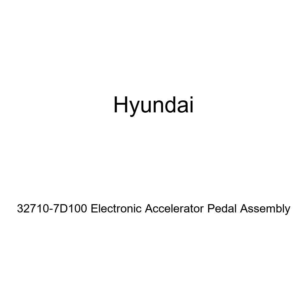 Genuine Hyundai 32710-7D100 Electronic Accelerator Pedal Assembly