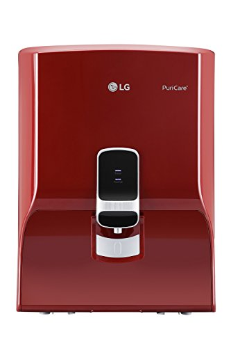 LG Puricare WW130NP RO Water Purifier with Dual Protection Stainless Steel Tank