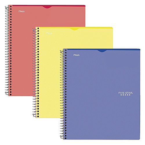 5 Subject Composition Notebook - 6