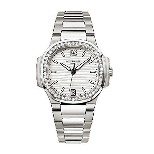 Patek-Philippe-Nautilus-Diamond-Stainless-Steel-Ladies-Watch-7018-1A-001