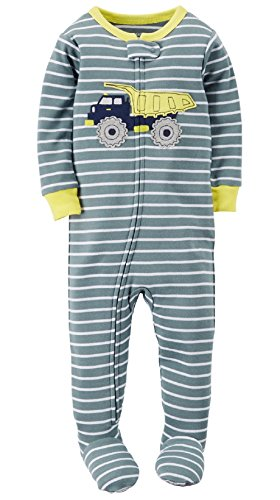 Carters Out Space Footie Baby
