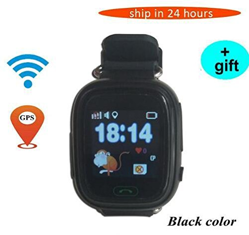 Amazon.com: HOT Smart watch Children Kid Wristwatch Q50 GSM ...
