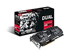 Image of the product ASUS Radeon RX 580 8GB that is listed on the catalogue brand of ASUS.