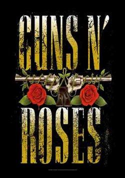 Guns N Roses Banner - LPG International Guns N Roses