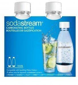 Sodastream Bottle original 2 pack 0.5 liter / 16.9 oz launched in 2017
