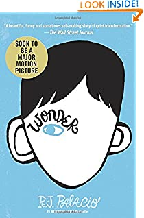 R. J. Palacio (Author) (10852)  Buy new: $16.99$10.69 216 used & newfrom$8.15