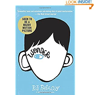 R. J. Palacio (Author)  (9496)  Buy new:  $16.99  $9.75  290 used & new from $1.06