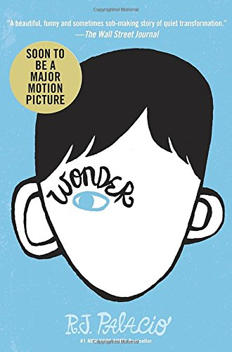 Book cover from Wonderby R. J. Palacio
