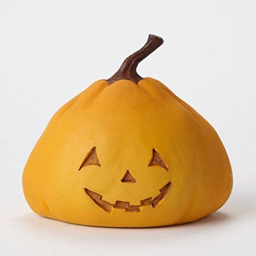 Enesco Halloween Stacy Yacula Pumpkin Mini Figurine,