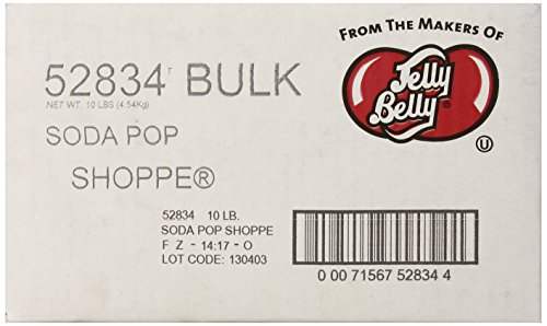 10 lbs jelly belly - 8