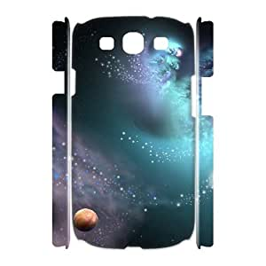 YCHZH Phone case Of Colorful Space Nebula Cover Case For Samsung Galaxy S3 I9300