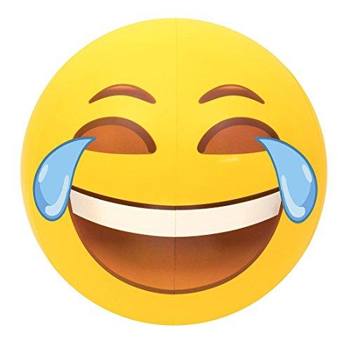 20  Crying Face   Tears Of Joy Emoji Smiley Beach Ball