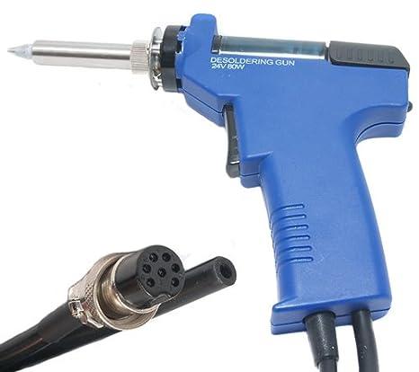 empriotecnologico ZD-985 - Estación de desoldado con pistola: Amazon.es: Iluminación
