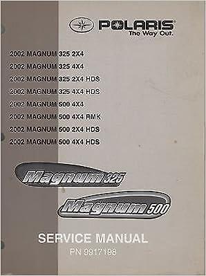 manual polaris magnum 325