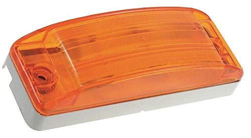 Grote 46833 - Clearance Marker Lamp FMVSS P2 P3 PC ( Pack of 2 )