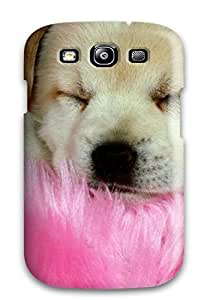 High Quality JessicaBMcrae Little Dog Animal S Skin Case Cover Specially Designed For Galaxy - S3