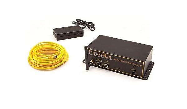 ThermaSol SWM-1 Solitude Wireless Module 802.11 B//G//N Wi-Fi Steam Shower Control