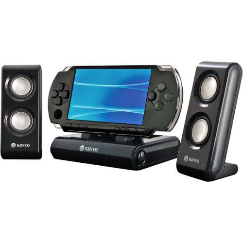 Station Psp Docking (PSP Portable Sound System)