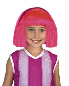 Lazytown Stephanie Child Wig (Stephanie Lazy Town Costume)